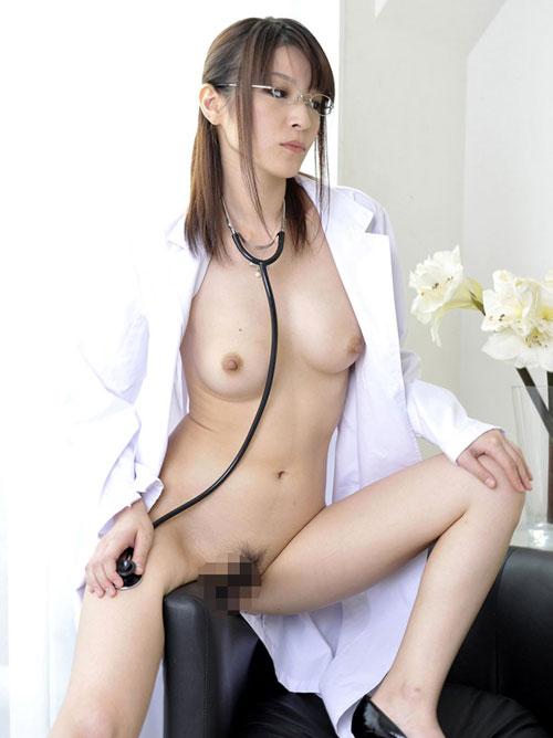 女医 コスプレ エロ画像 08