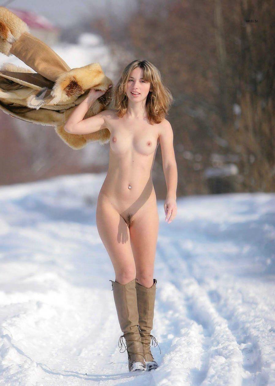 白人 大自然 ヌード エロ画像 40
