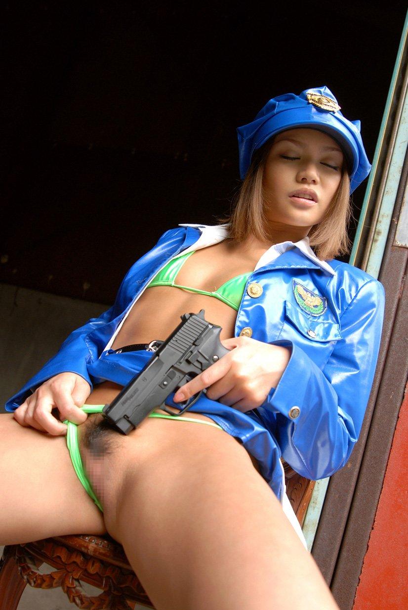 婦警 ミニスカポリス エロ画像 42