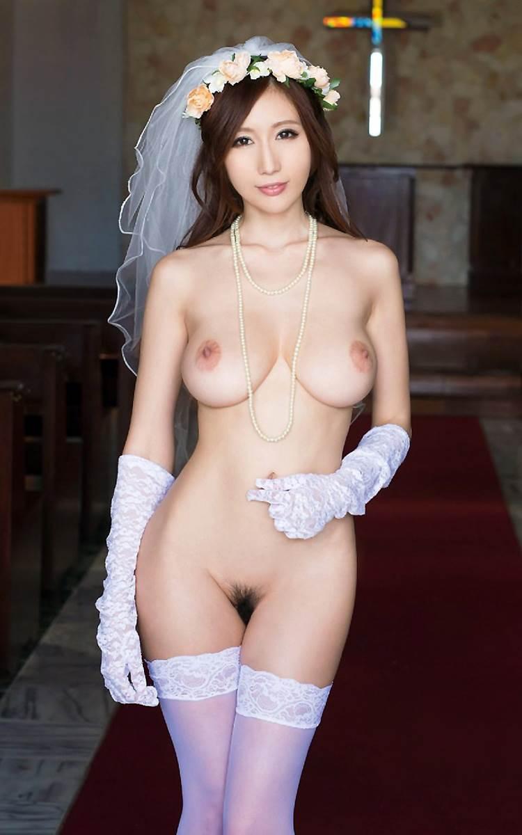 ウェディングドレス エロ画像 49