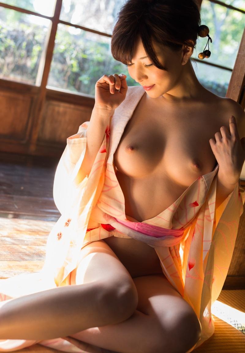 三次元 3次元 着物 和服 浴衣 エロ画像 04