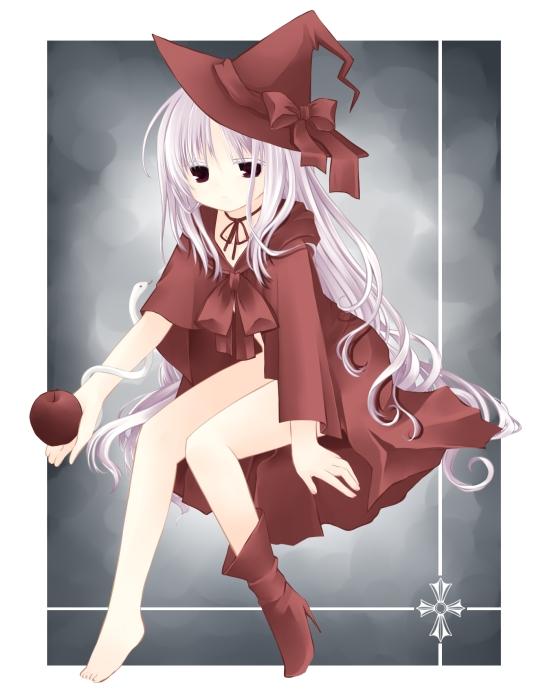 二次元 2次元 魔女 エロ画像 べっぴん娘通信 05