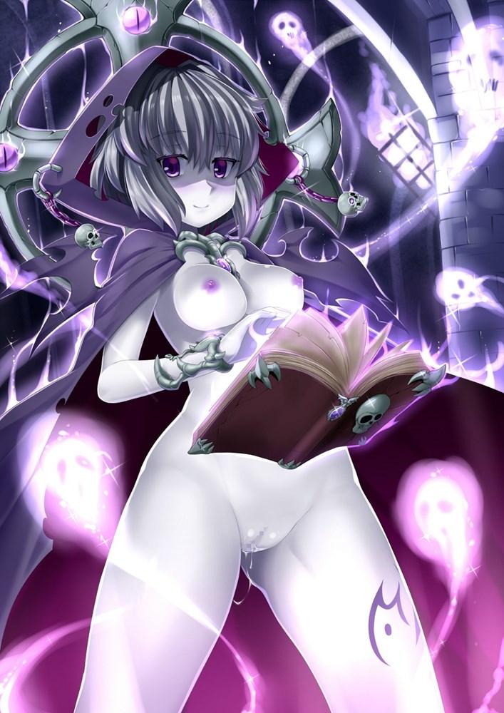 二次元 2次元 魔女 エロ画像 べっぴん娘通信 12