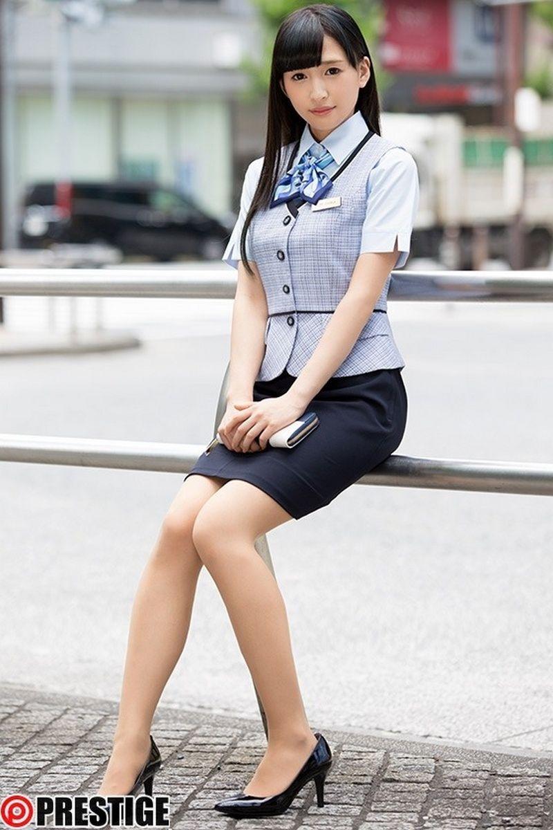 三次元 3次元 OL スーツ エロ画像 べっぴん娘通信 02