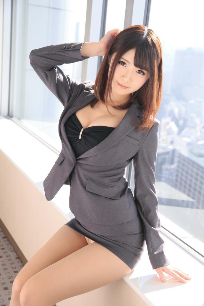 三次元 3次元 OL スーツ エロ画像 べっぴん娘通信 15
