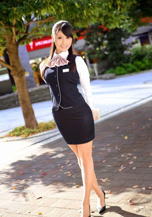 三次元 3次元 OL スーツ エロ画像 べっぴん娘通信 19