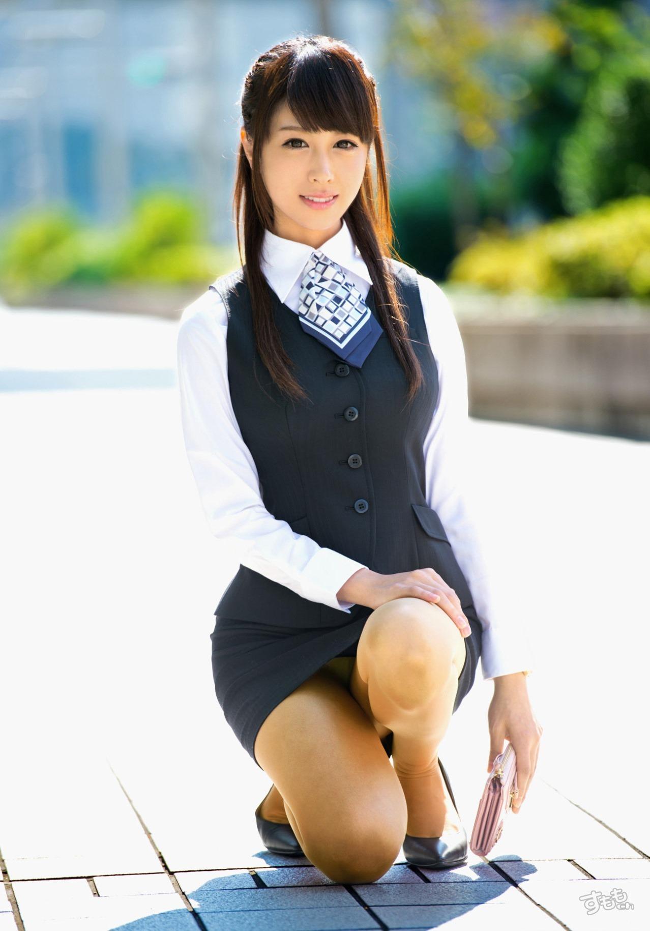 三次元 3次元 OL スーツ エロ画像 べっぴん娘通信 24