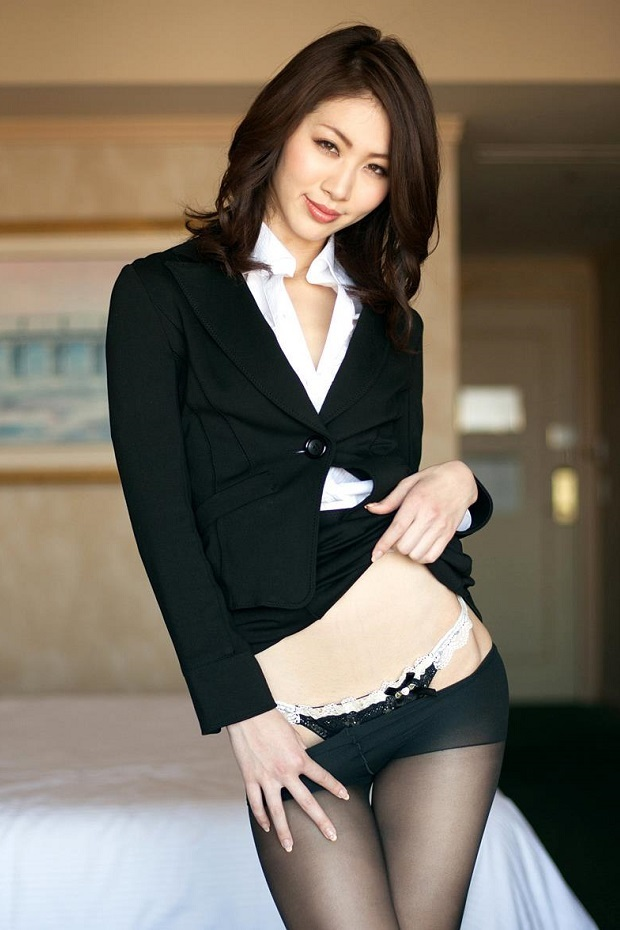 三次元 3次元 OL スーツ エロ画像 べっぴん娘通信 29