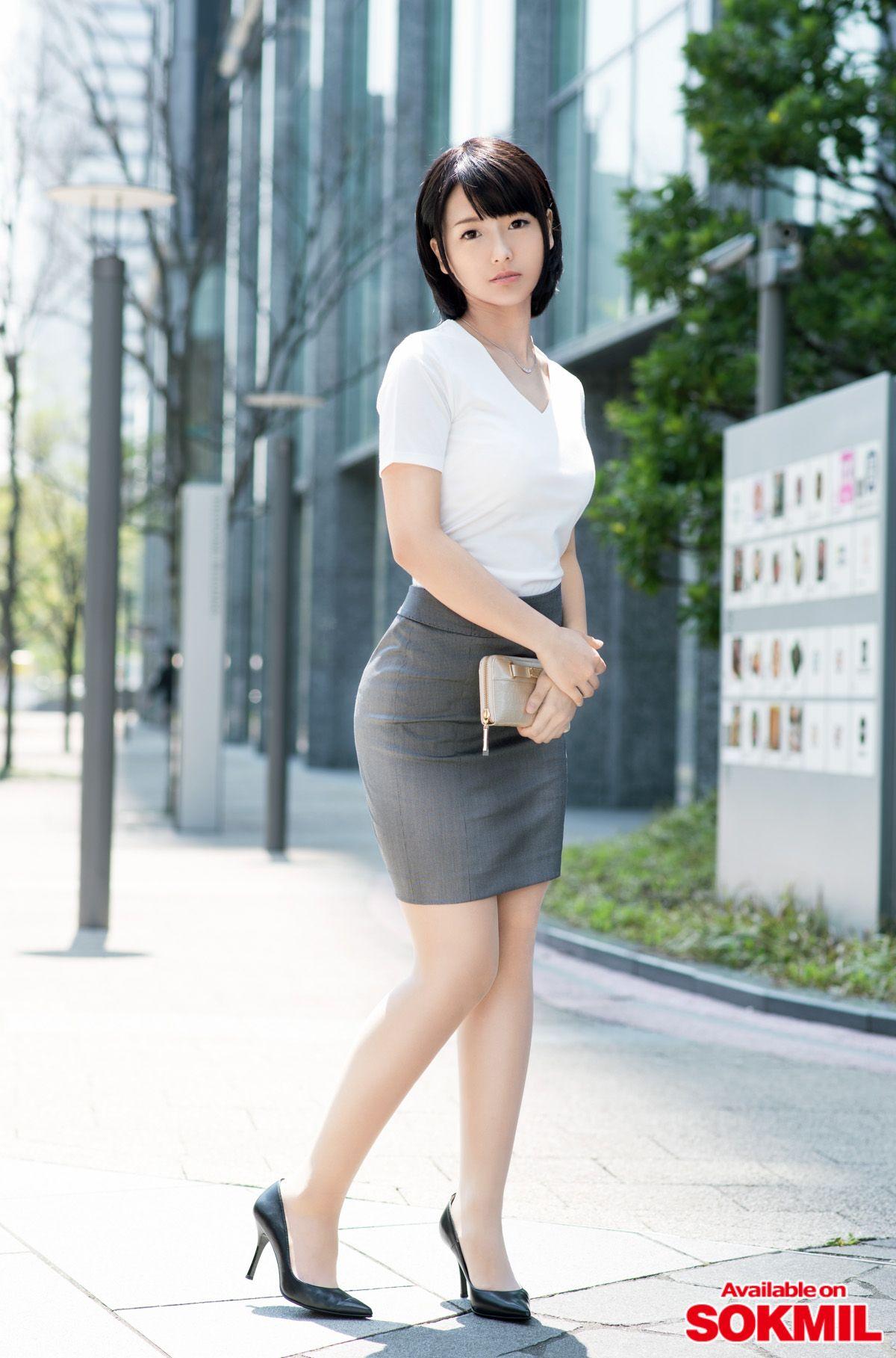 三次元 3次元 OL スーツ エロ画像 べっぴん娘通信 33