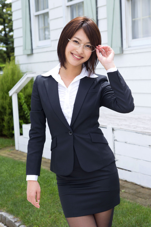 三次元 3次元 OL スーツ エロ画像 べっぴん娘通信 35
