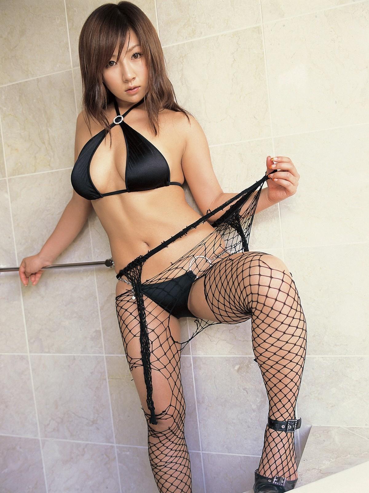三次元 3次元 網タイツ 美脚 エロ画像 べっぴん娘通信 07