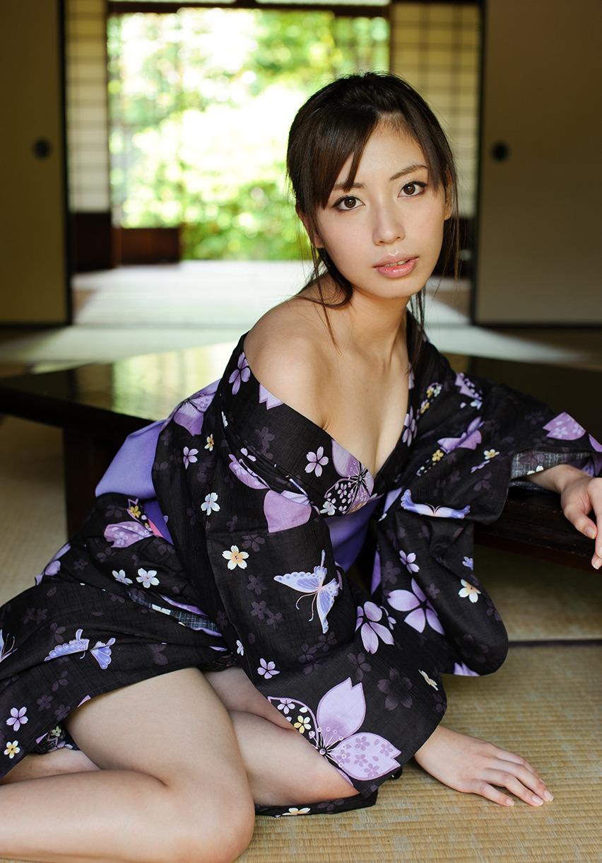 三次元 3次元 浴衣 エロ画像 べっぴん娘通信 26