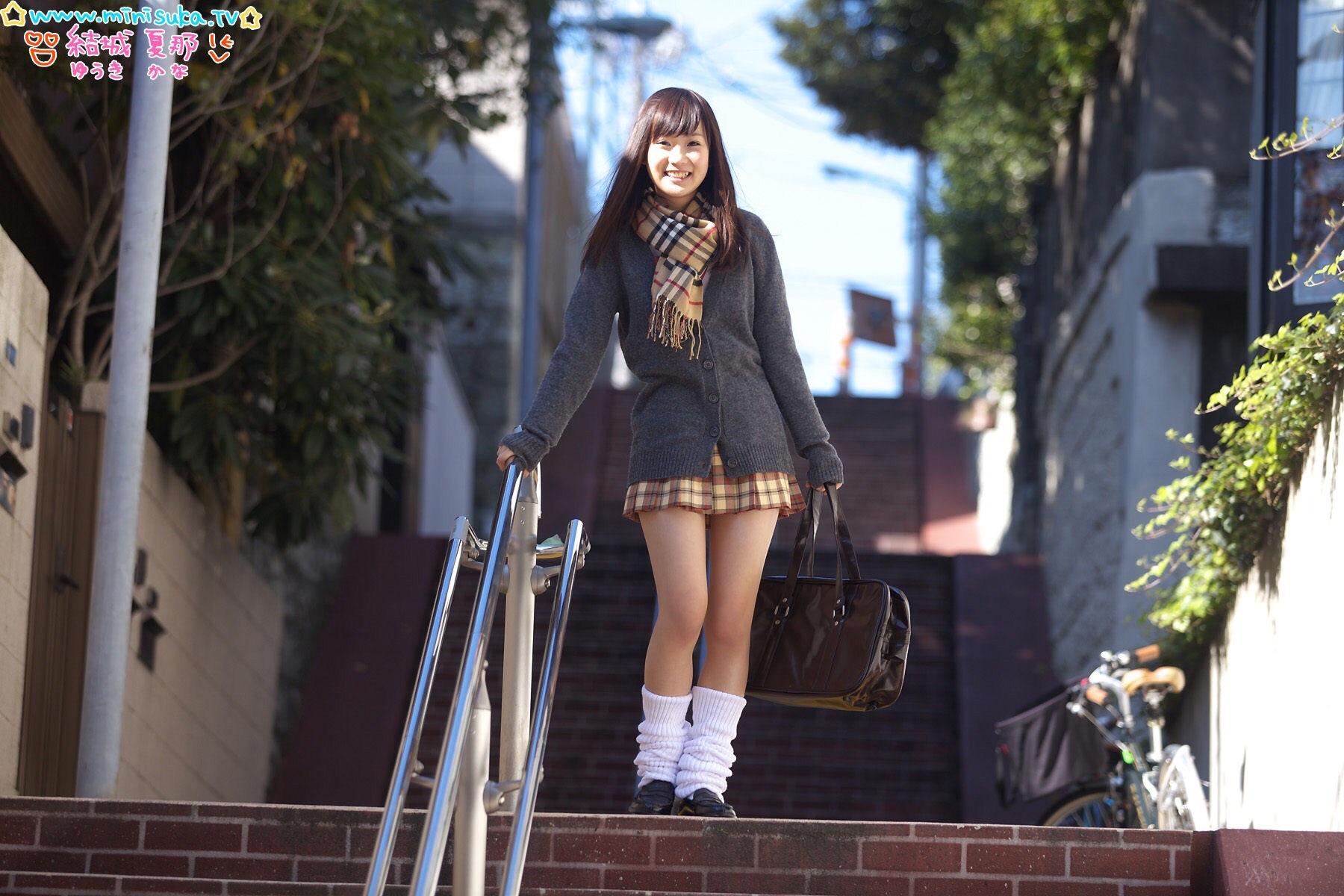 三次元 3次元 エロ画像 JK 女子校生 ルーズソックス べっぴん娘通信 05
