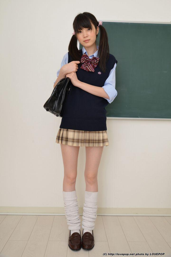 三次元 3次元 エロ画像 JK 女子校生 ルーズソックス べっぴん娘通信 07