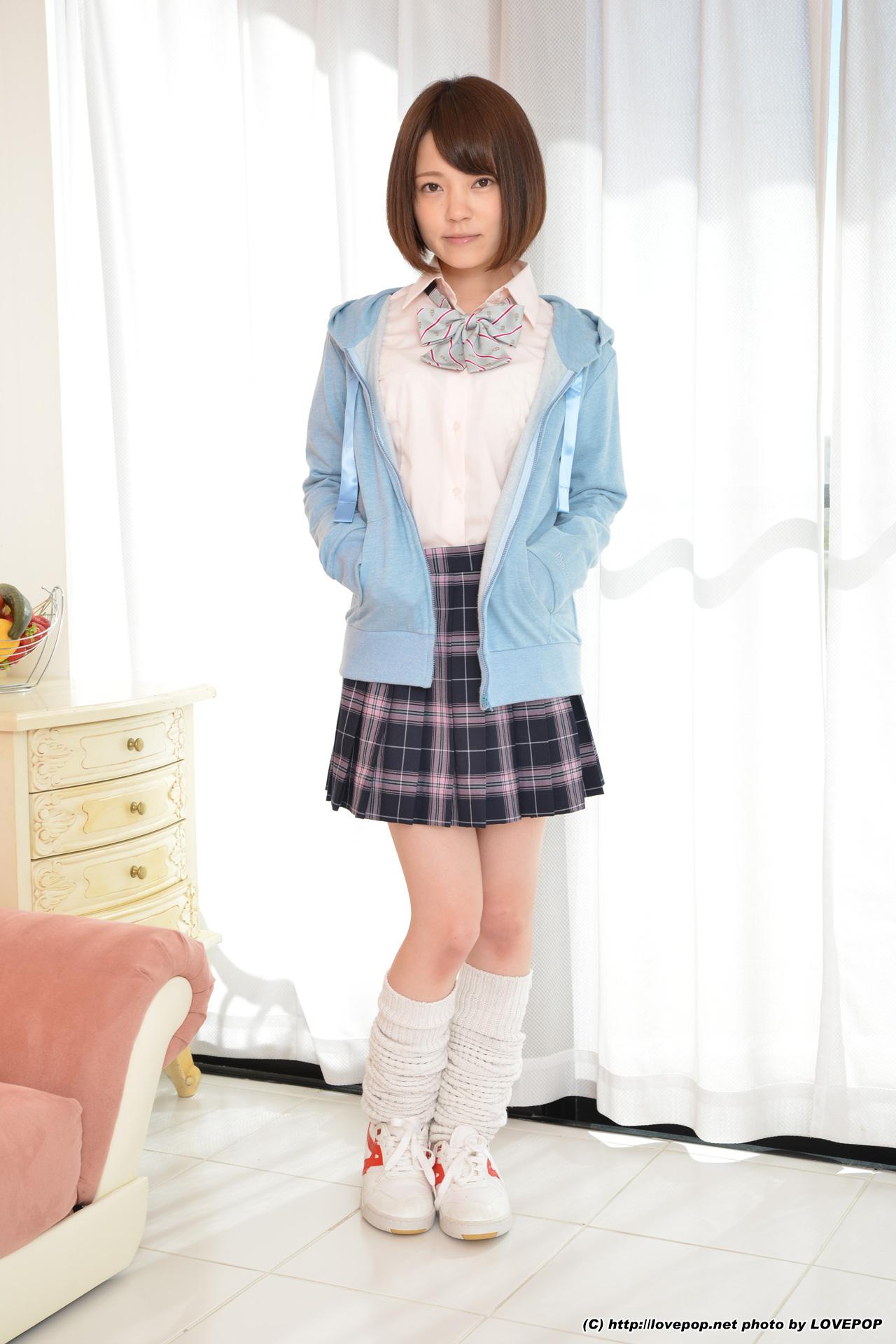 三次元 3次元 エロ画像 JK 女子校生 ルーズソックス べっぴん娘通信 13