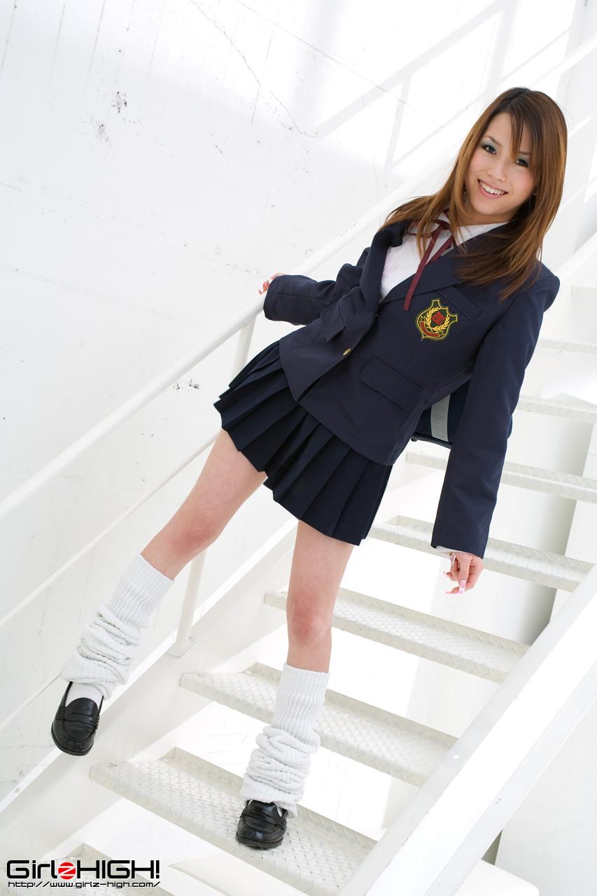 三次元 3次元 エロ画像 JK 女子校生 ルーズソックス べっぴん娘通信 31