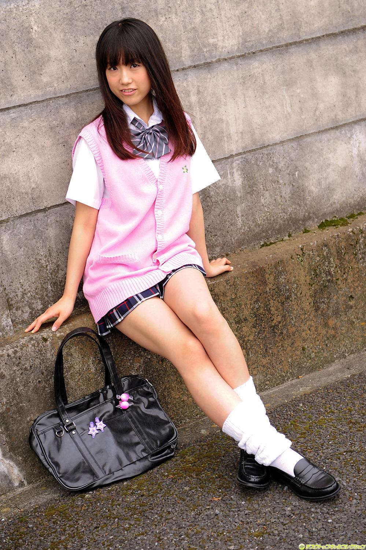 三次元 3次元 エロ画像 JK 女子校生 ルーズソックス べっぴん娘通信 38