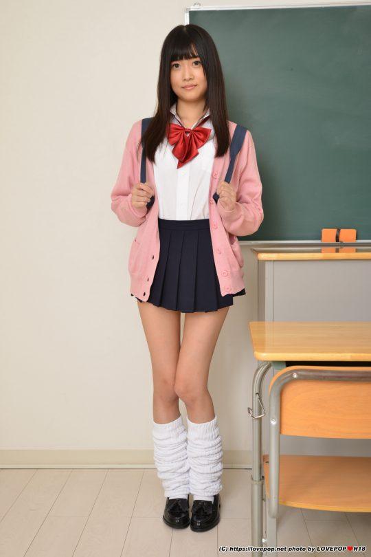 三次元 3次元 エロ画像 JK 女子校生 ルーズソックス べっぴん娘通信 39