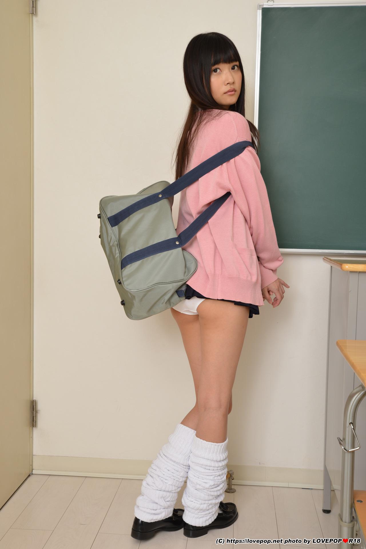三次元 3次元 エロ画像 JK 女子校生 ルーズソックス べっぴん娘通信 40
