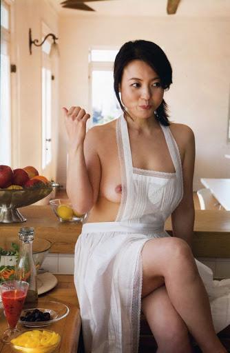三次元 3次元 エロ画像 裸エプロン べっぴん娘通信 34