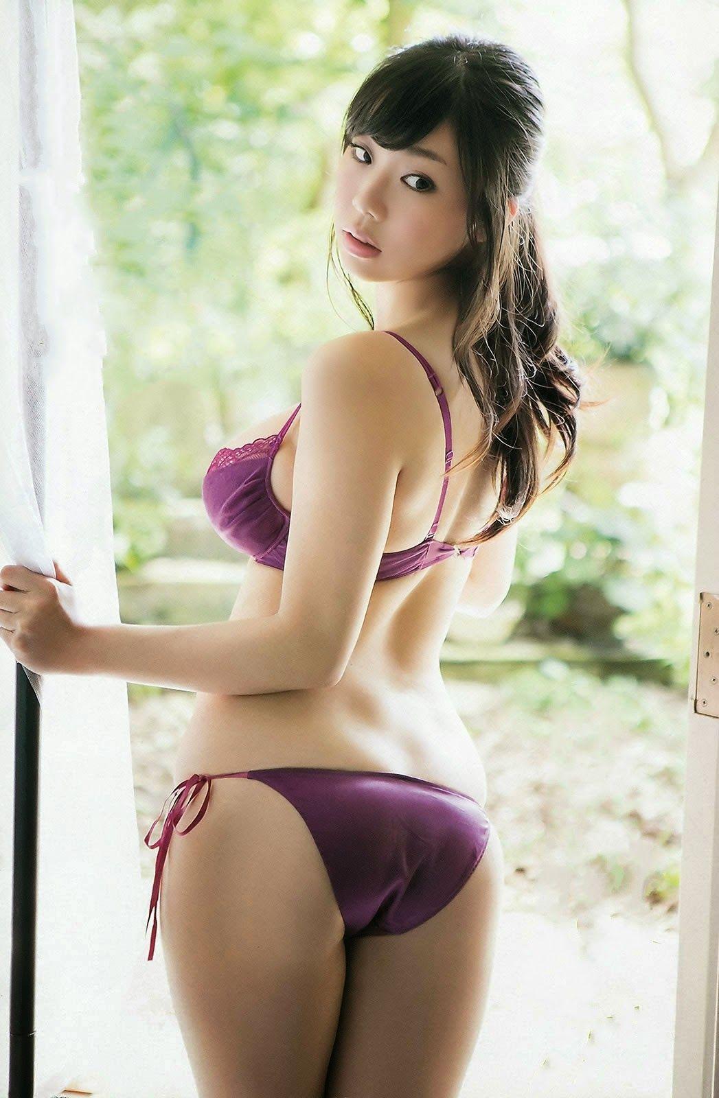 三次元 3次元 エロ画像 美尻 着衣 べっぴん娘通信 09
