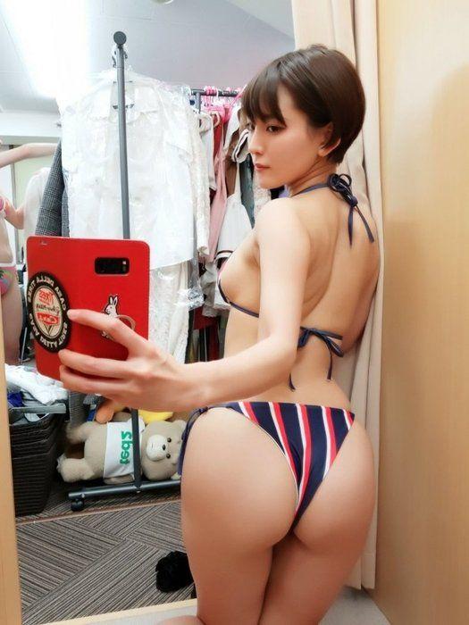 三次元 3次元 エロ画像 美尻 桃尻 プリケツ べっぴん娘通信 33