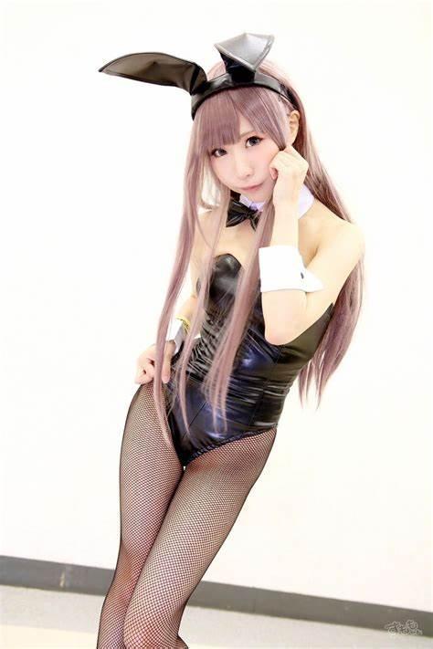 三次元 3次元 バニーガール コスプレ エロ画像 べっぴん娘通信 30