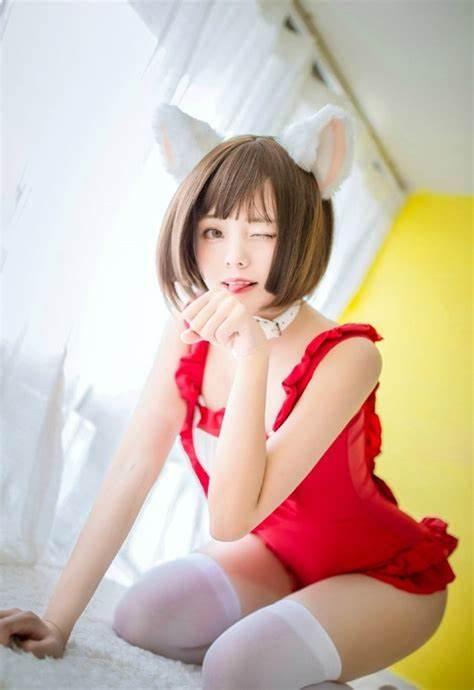 三次元 3次元 エロ画像 猫耳 コスプレ べっぴん娘通信 34
