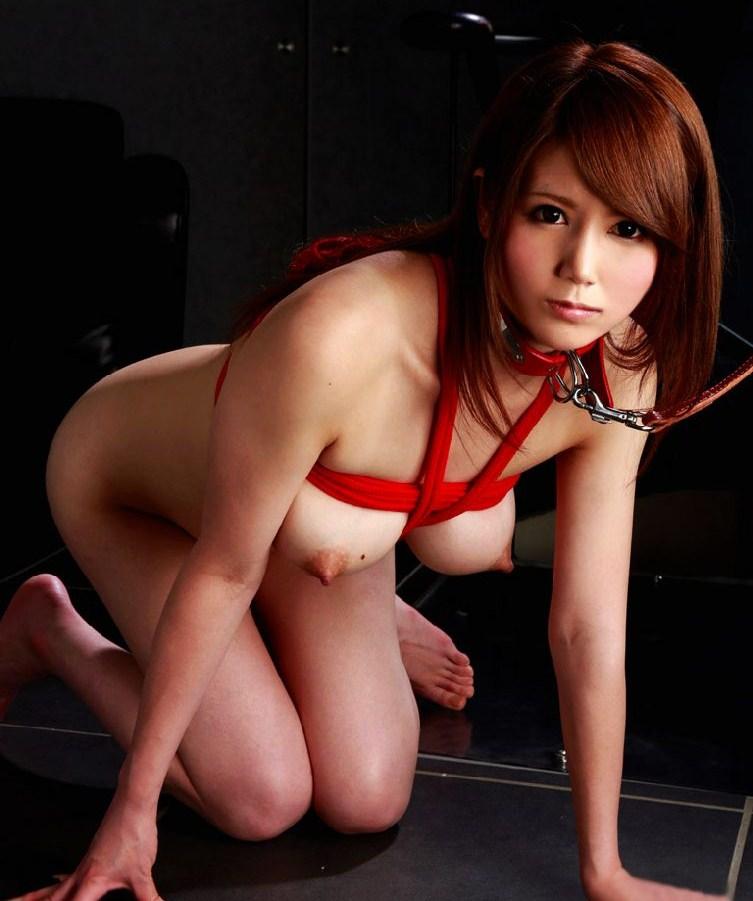 三次元 3次元 エロ画像 首輪 M女 べっぴん娘通信 03
