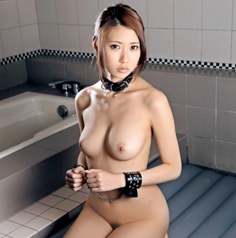 三次元 3次元 エロ画像 首輪 M女 べっぴん娘通信 07