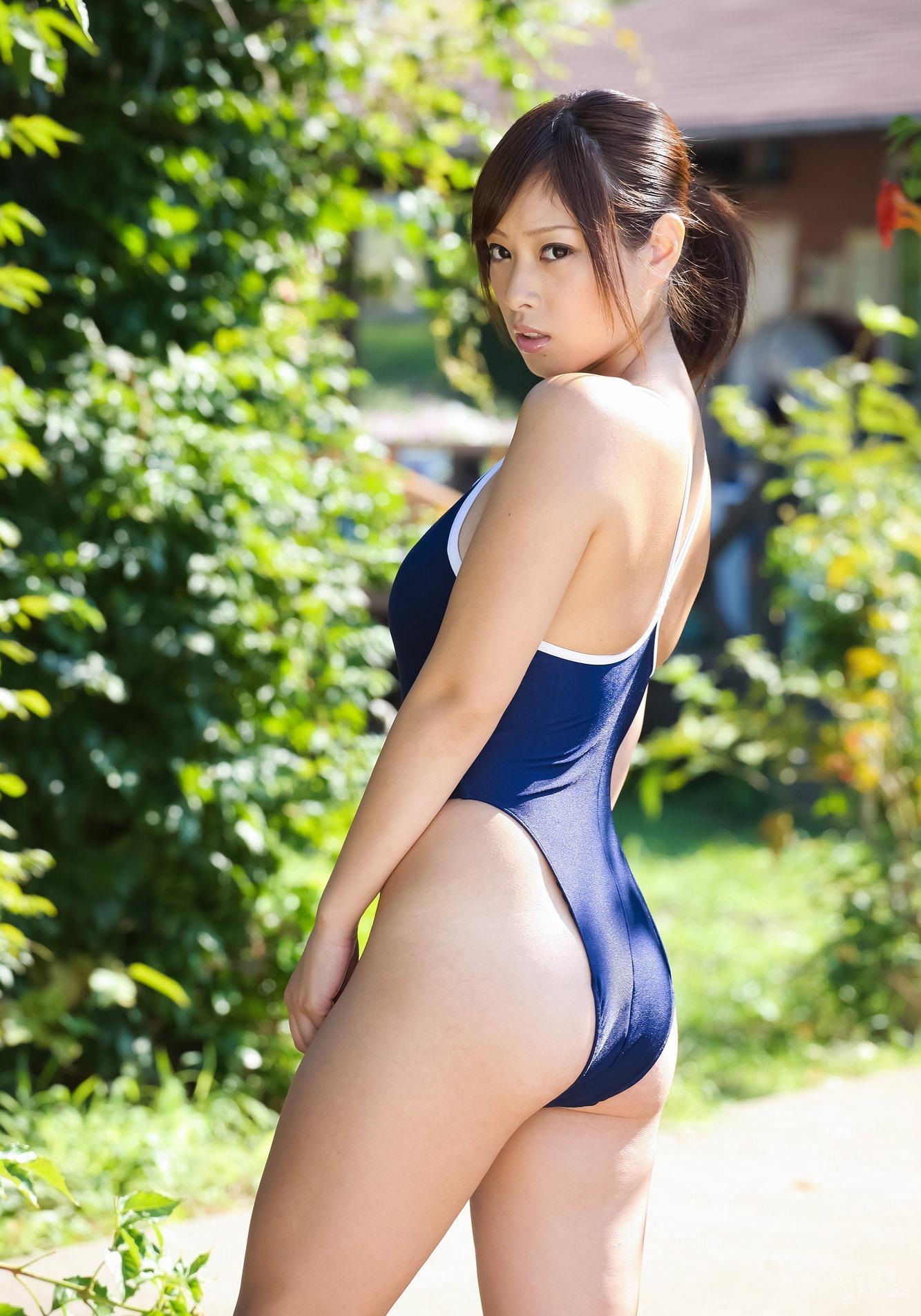 三次元 3次元 エロ画像 競泳水着 べっぴん娘通信 22