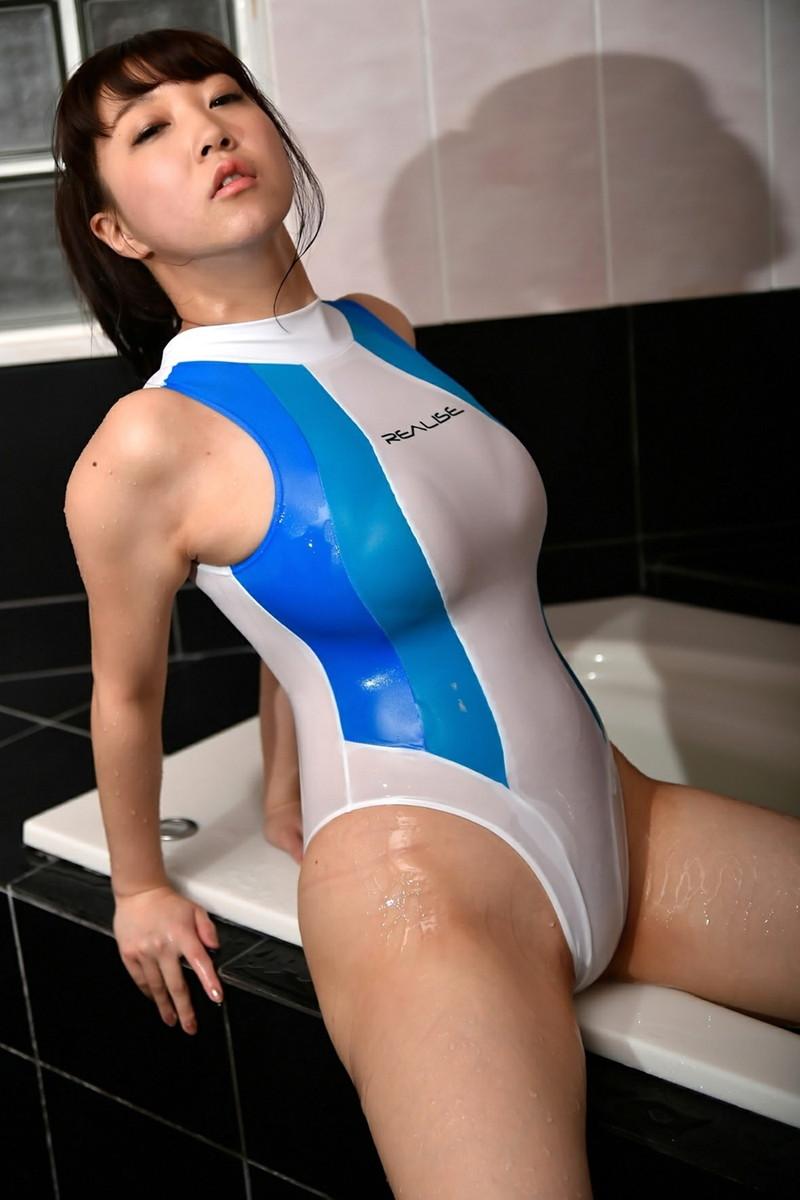三次元 3次元 エロ画像 競泳水着 べっぴん娘通信 04