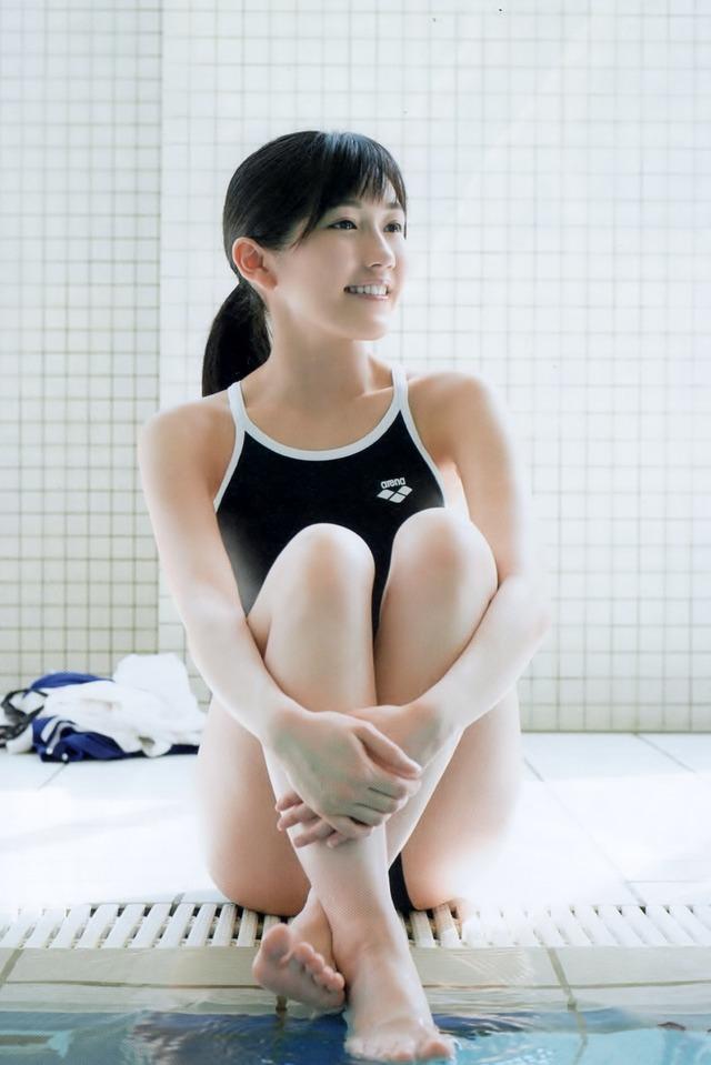 三次元 3次元 エロ画像 競泳水着 べっぴん娘通信 07