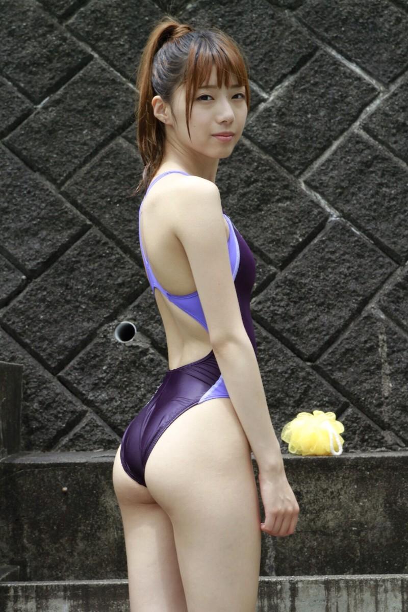 三次元 3次元 エロ画像 競泳水着 べっぴん娘通信 09