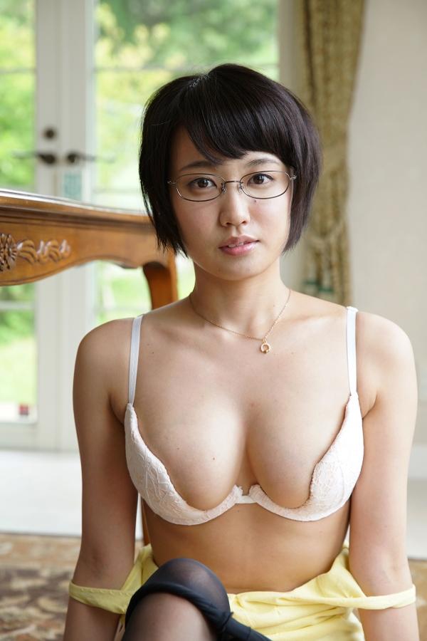 三次元 3次元 エロ画像 眼鏡 メガネ べっぴん娘通信 23