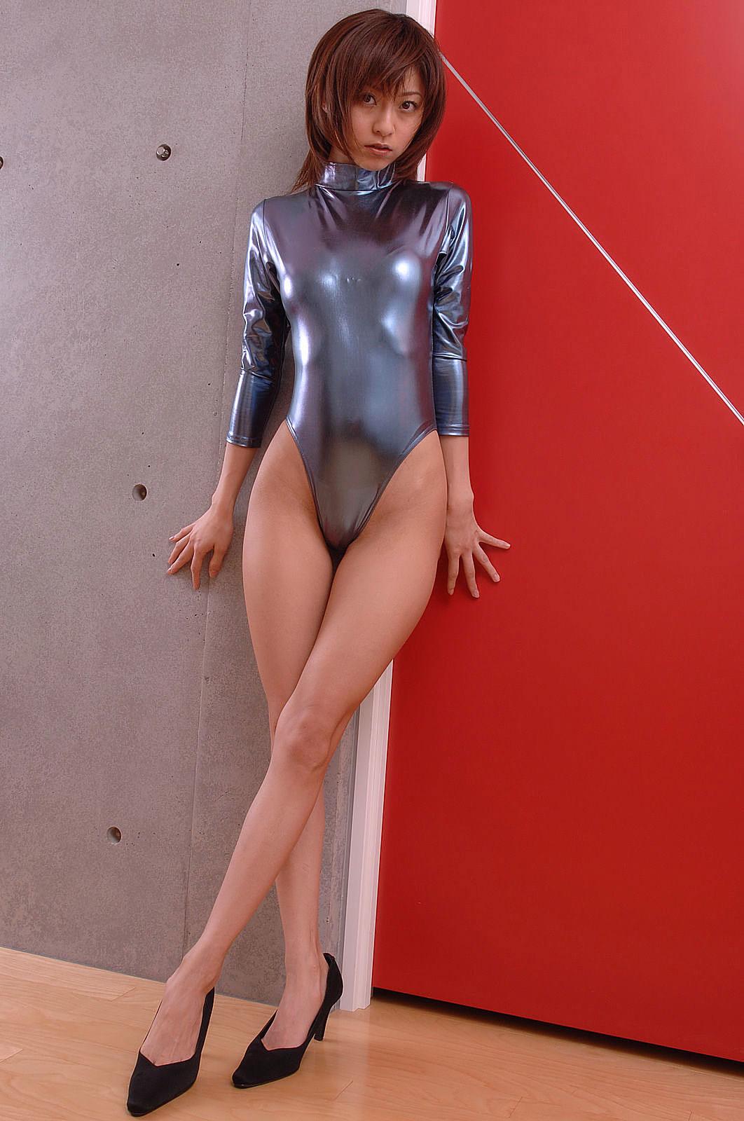 三次元 3次元 エロ画像 ハイレグ  レオタード べっぴん娘通信 15