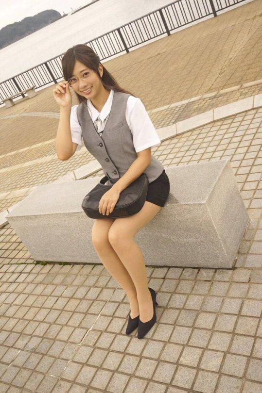 三次元 3次元 エロ画像 ミニスカート 美脚 べっぴん娘通信 17