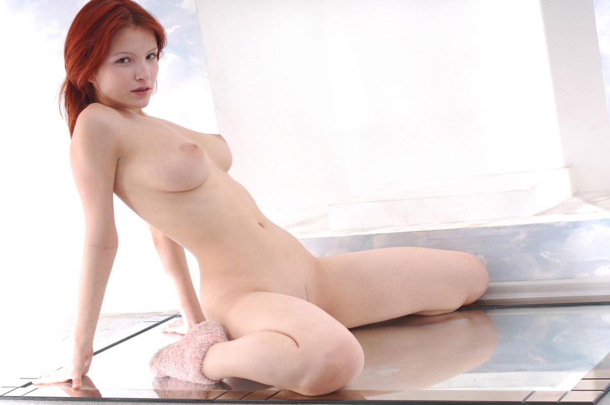 三次元 3次元 エロ画像 外国人 赤髪 赤毛 べっぴん娘通信 32