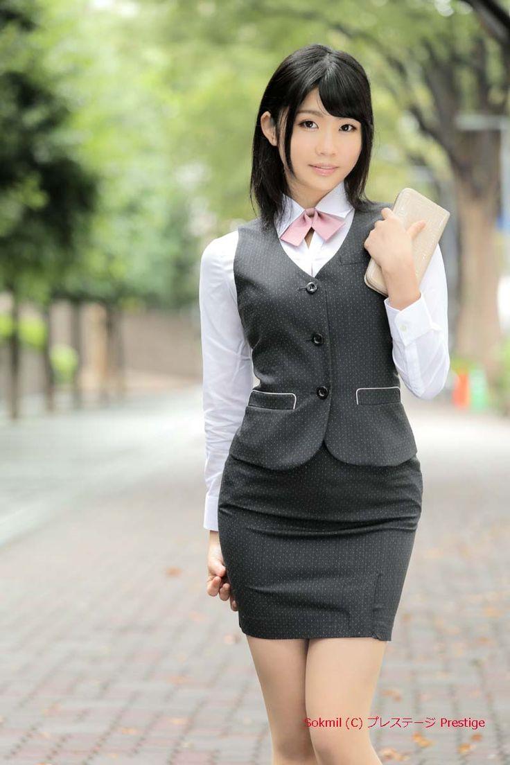 三次元 3次元 エロ画像  スーツ  スカートスーツ OL べっぴん娘通信 19
