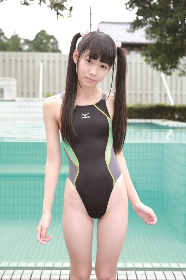 三次元 3次元 エロ画像 プール 水着 べっぴん娘通信 15