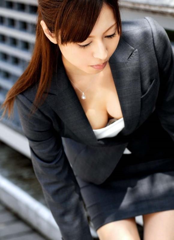 三次元 3次元 エロ画像 OL べっぴん娘通信 04