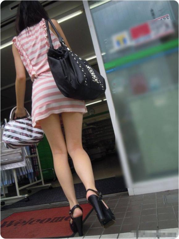 三次元 3次元 エロ画像 素人 美脚 街撮り べっぴん娘通信 07