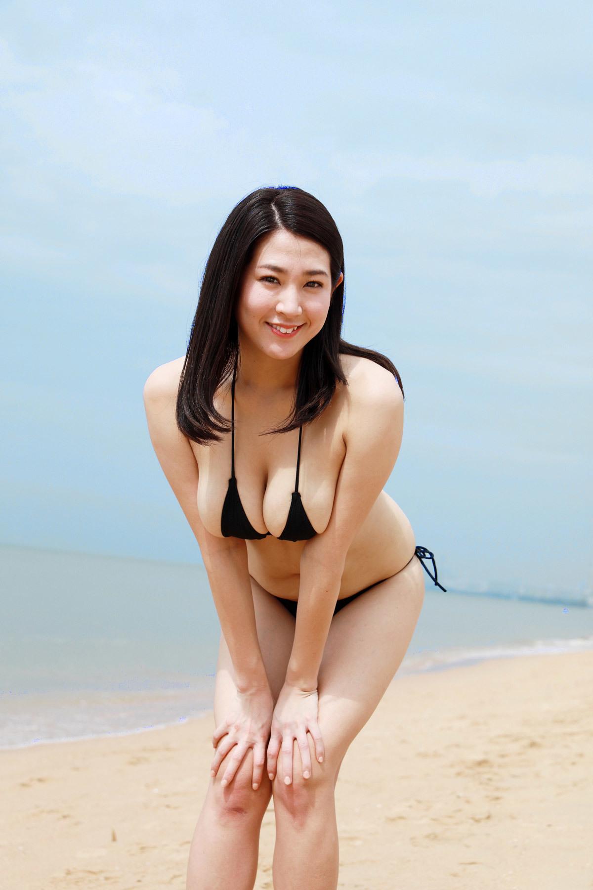 三次元 3次元 エロ画像 水着 ビキニ べっぴん娘通信 12