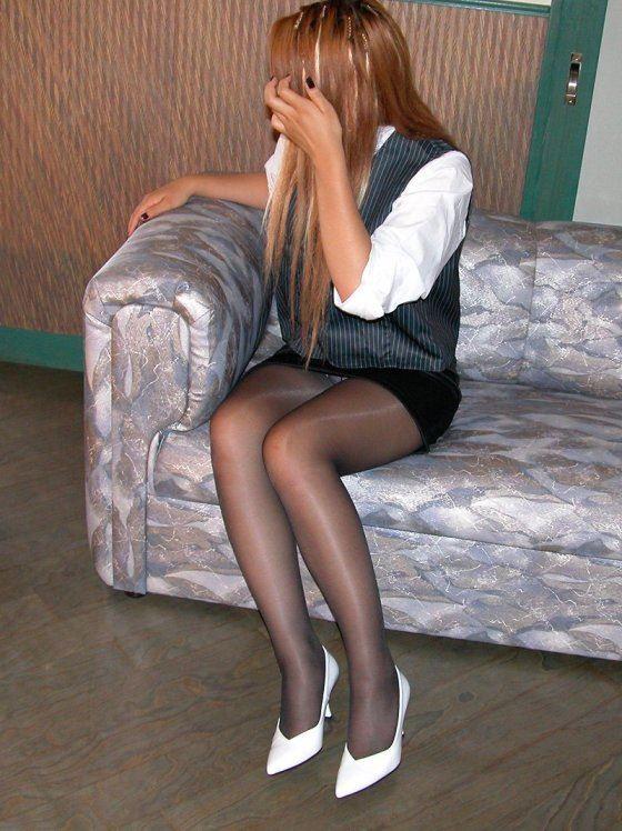 三次元 3次元 エロ画像 OL ストッキング パンスト べっぴん娘通信 12