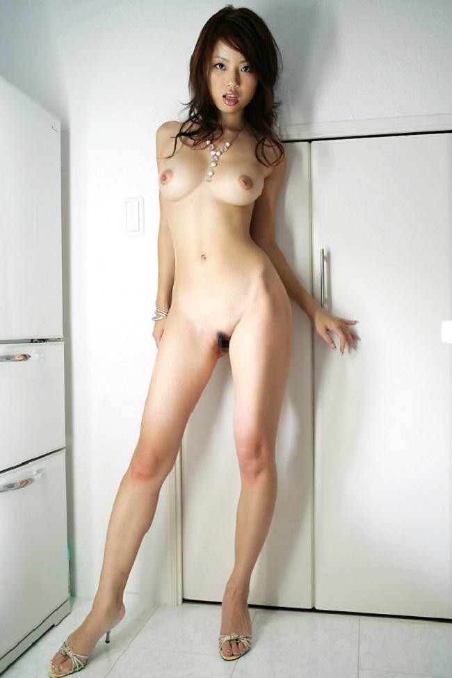 三次元 3次元 エロ画像 全裸 ハイヒール べっぴん娘通信 07