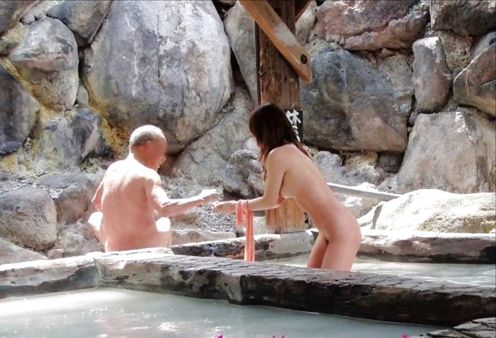 三次元 3次元 エロ画像 混浴 温泉 風呂 べっぴん娘通信 06