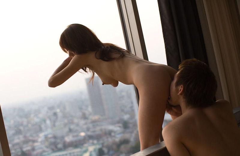三次元 3次元 エロ画像 ホテル 高層階 べっぴん娘通信 06