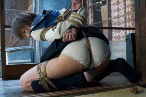 三次元 3次元 エロ画像 JK 女子校生 緊縛 べっぴん娘通信 04