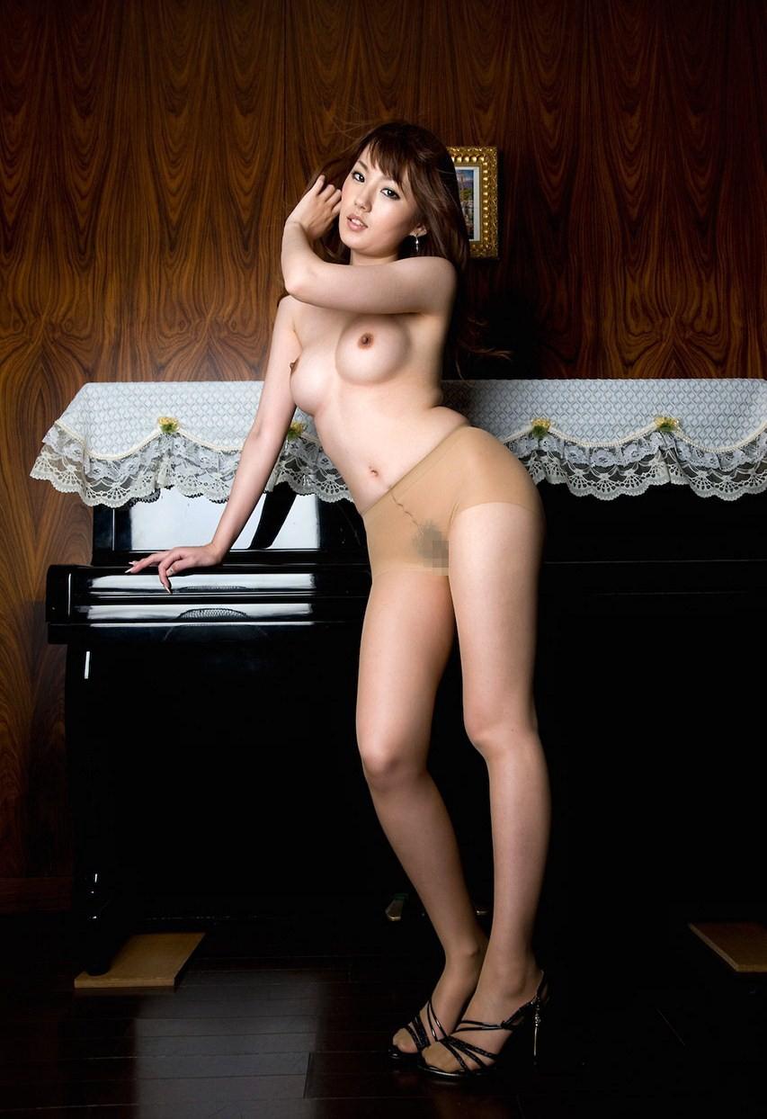 三次元 3次元 エロ画像 全裸 パンスト べっぴん娘通信 16