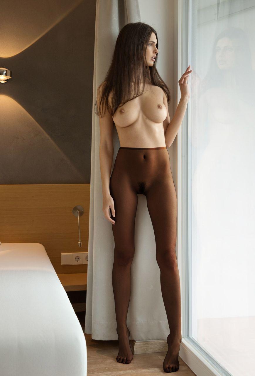 三次元 3次元 エロ画像 全裸 パンスト べっぴん娘通信 25